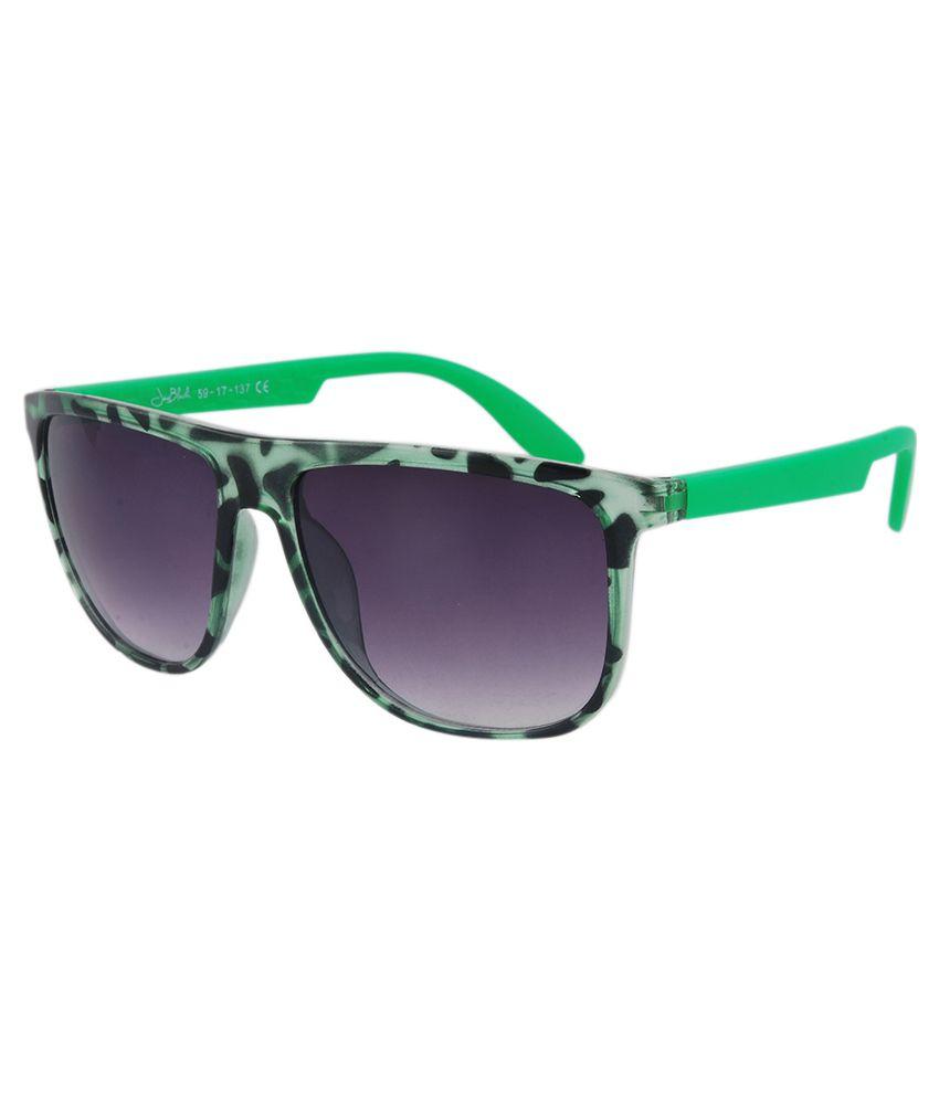 Joe Black - Gray Square Sunglasses ( jb-485-c9 )