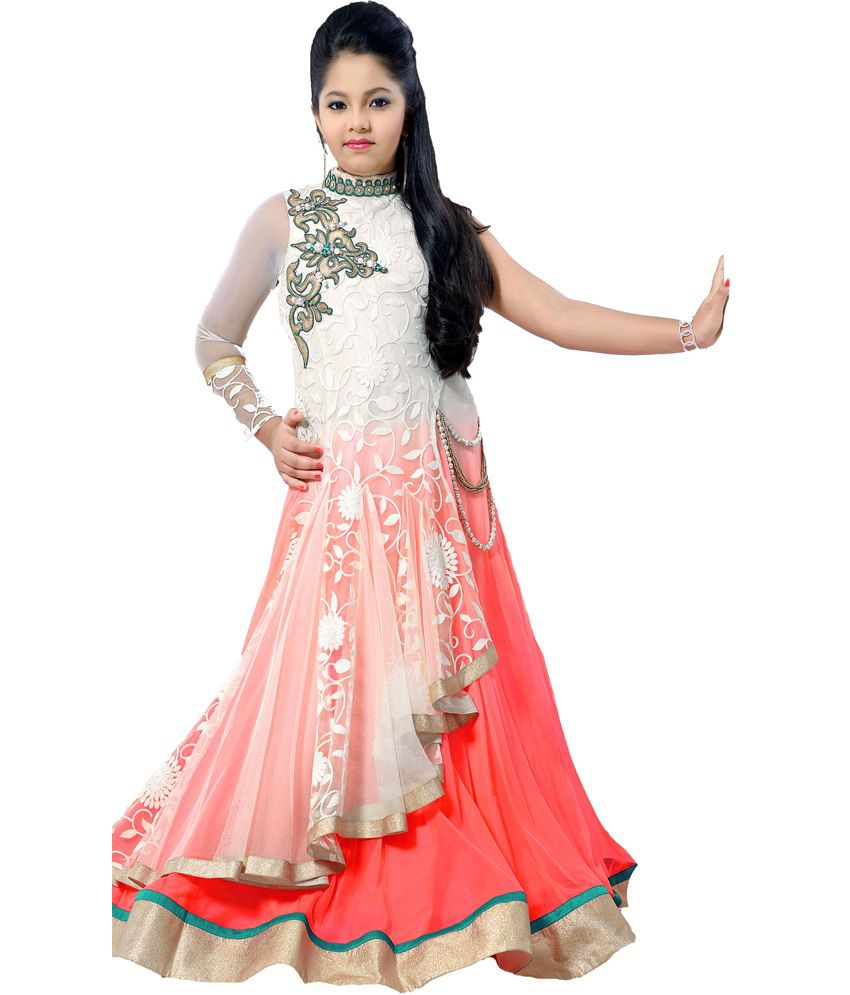 a409205d48 Pagli Shaded Full Length Party Wear Gown - Buy Pagli Shaded Full Length  Party Wear Gown Online at Low Price - Snapdeal