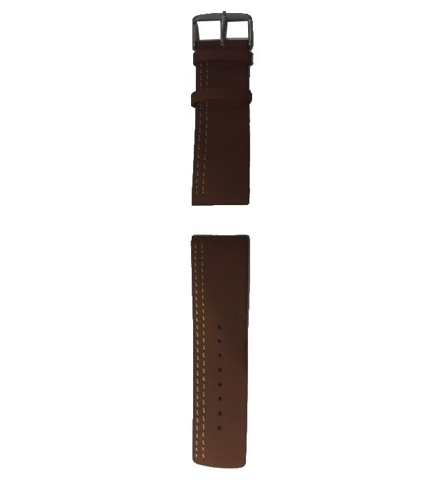 1be764ef1e5d Fastrack 3080SL02 Brown Leather Watch Strap - Buy Fastrack 3080SL02 Brown Leather  Watch Strap Online at Best Prices in India on Snapdeal