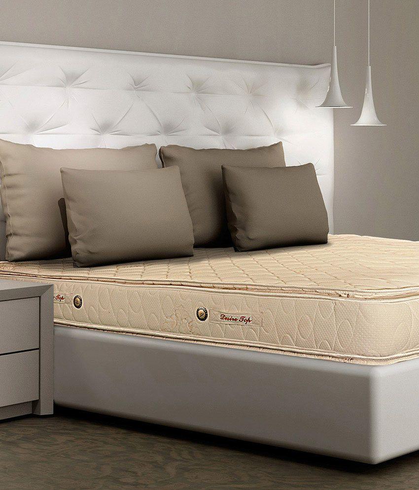 Kurlon Desiretop Luxury Spring Mattress Queen Buy