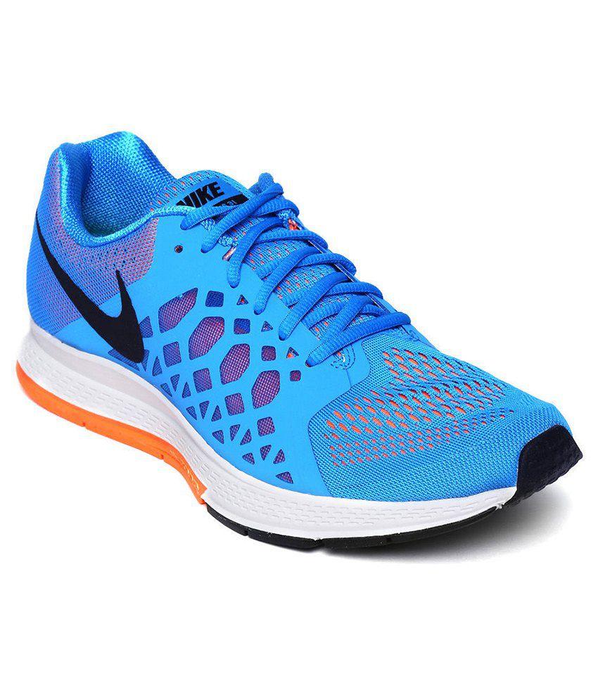huge discount f9eda 31886 Nike Air Zoom Pegasus 31 Blue Sport Shoes ...