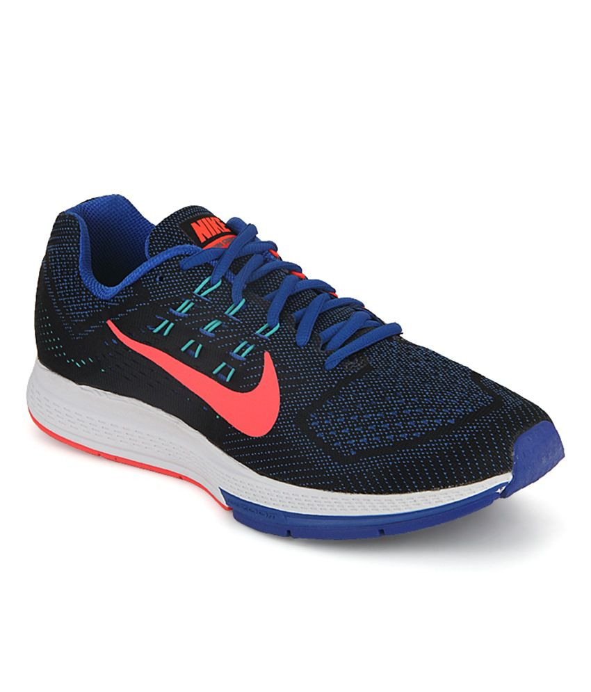 buy online 251b5 10bbf Nike Air Zoom Structure 18 Multi Sport Shoes - Buy Nike Air Zoom Structure  18 Multi Sport Shoes Online at Best Prices in India on Snapdeal