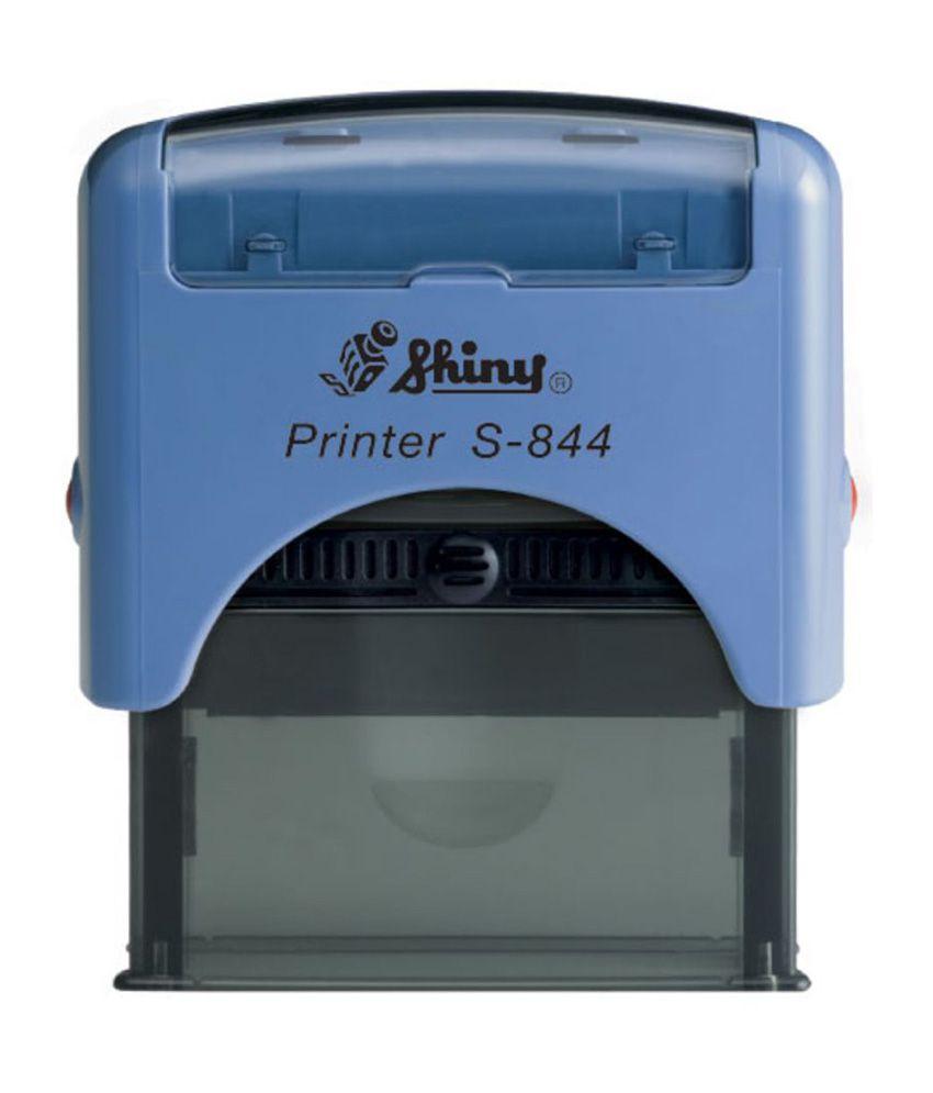 Shiny Printer S-844 Stamping Machines