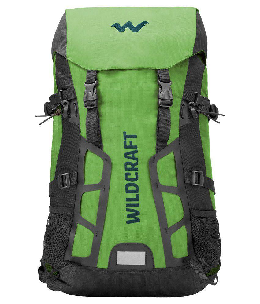 Wildcraft Traya Online Lime Green