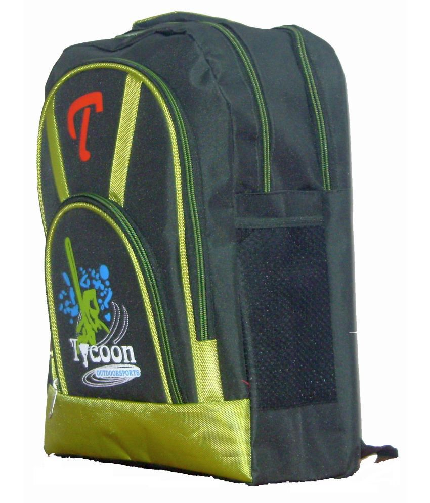 Kzaara Canvas 16 inch Expandable Laptop Backpack