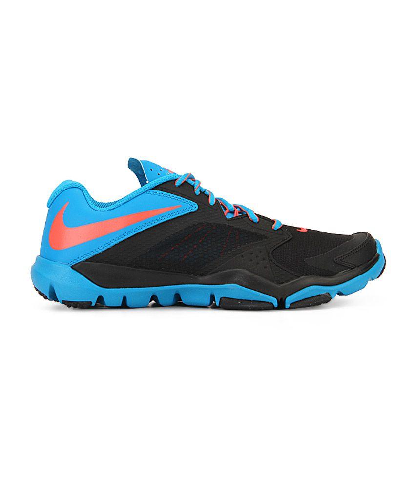 0c460fc26225 Nike Flex Supreme Tr 3 Black Training Shoes - Buy Nike Flex Supreme ...