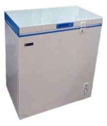 Blue Star 100 LTR Chest Freezer - CHF 100C/ CHFSD100D Deep Freezer White and Blue