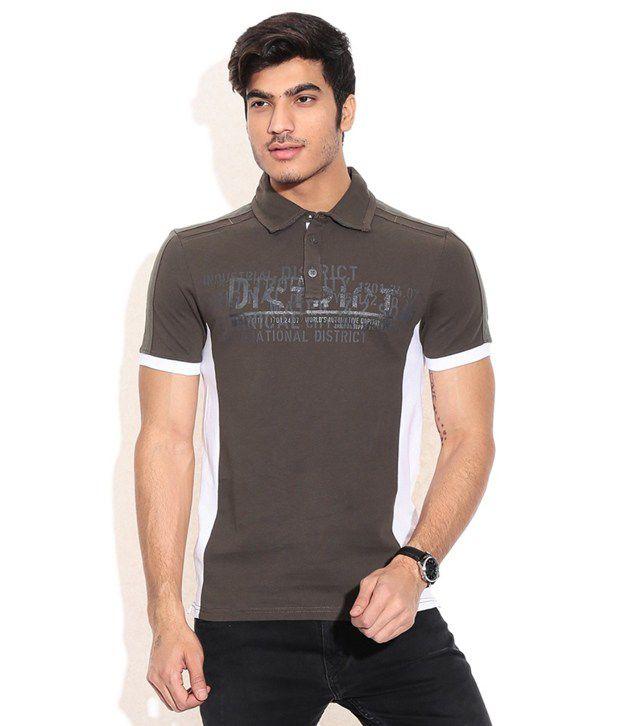 Essaar Mens Wear Black Exclusive T-Shirt