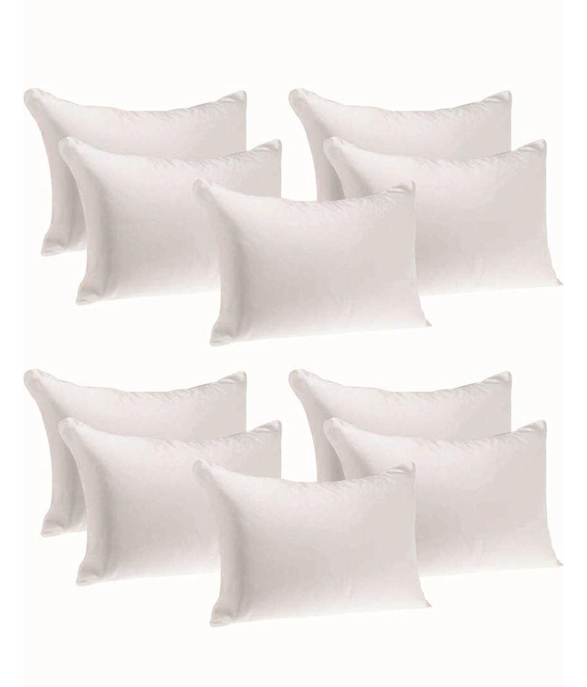 JDX Hollow Fibre VERY Soft Pillow (combo of 10) - 38x68