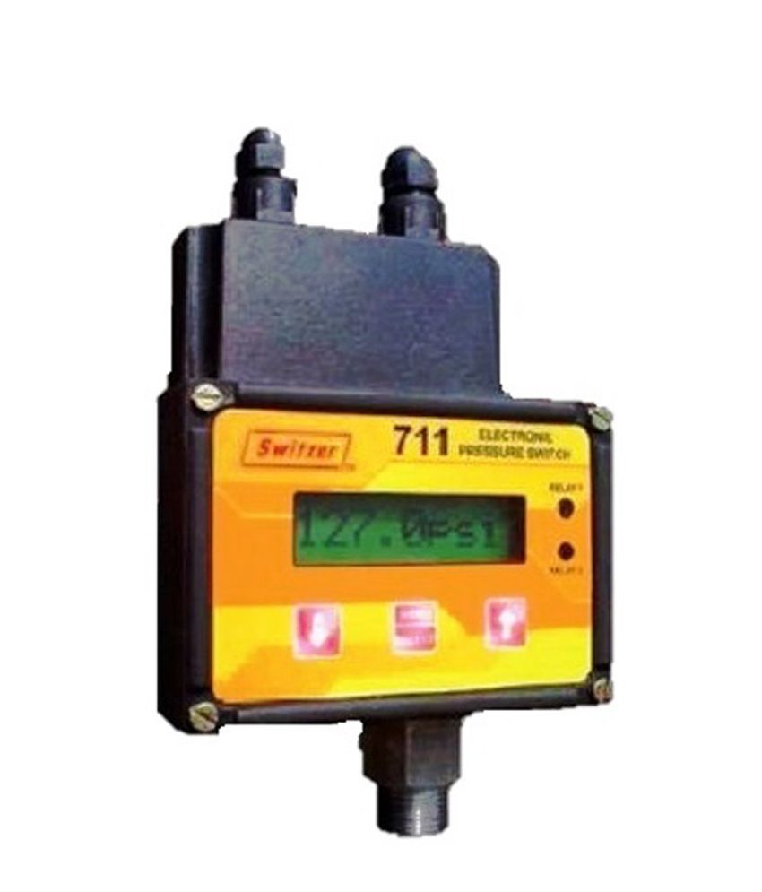 Switzer 711 Digital Pressure Gauge