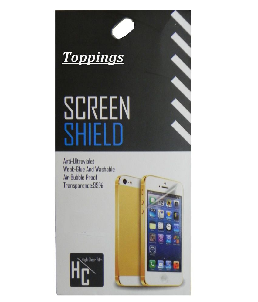 Oppo Yoyo R2001 Clear Screen Guard by Toppings