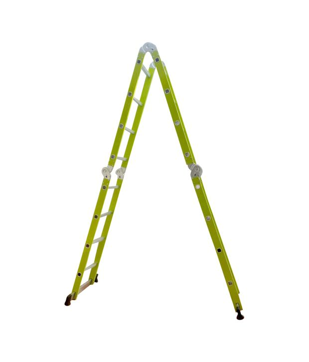 Everest Impex Ladder 8 Position 15 Feet: Buy Everest Impex Ladder 8 ...