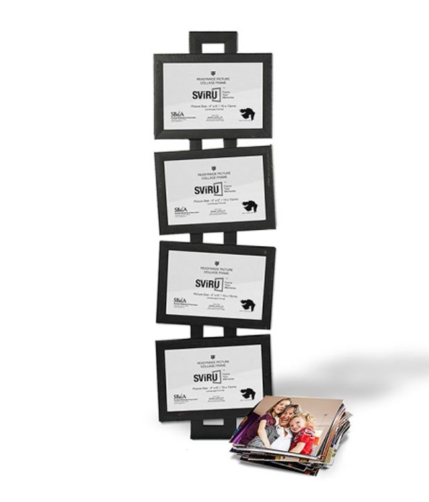Collage Photo Frame - 4 Inch X 6 Inch