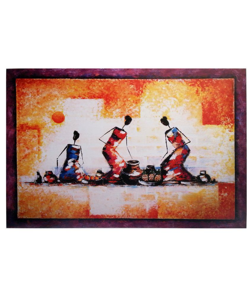 Elixir Arts Matte Laminated & Framed Art Prints