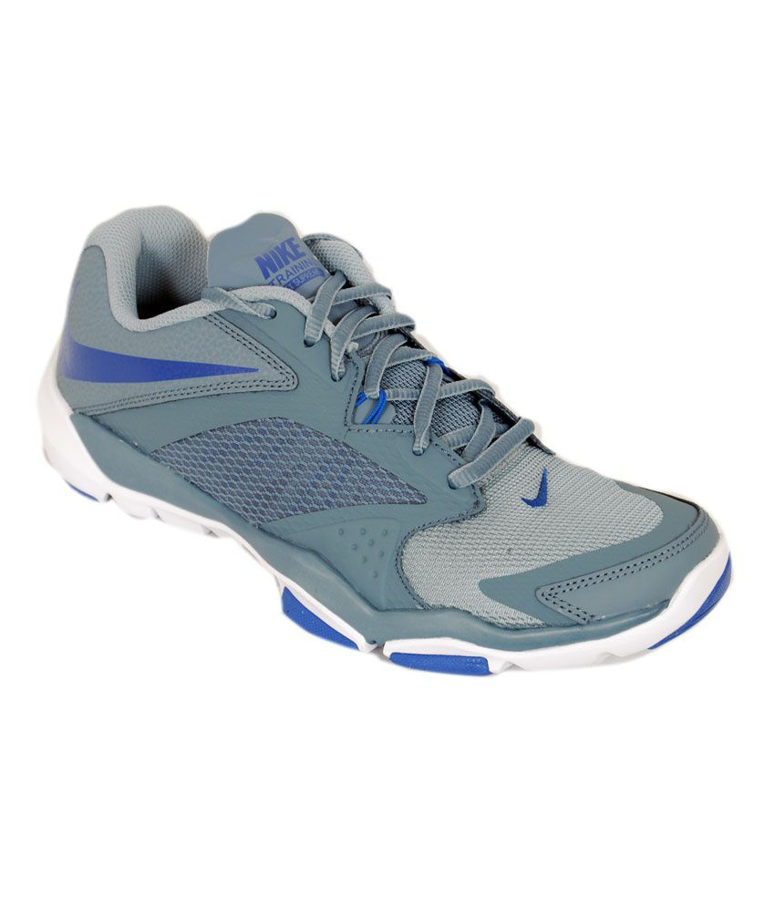 cd1ac7a94846 Nike Flex Supreme Tr 3 Gray Training Shoes - Buy Nike Flex Supreme ...