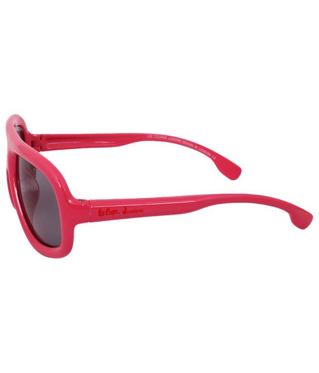 ff38640a60 Buy Lee Cooper Junior Smart Pink Sunglasses at Best Prices in India -  Snapdeal