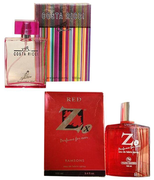 Ramsons Unisex Eau De Perfume Combo Of 2
