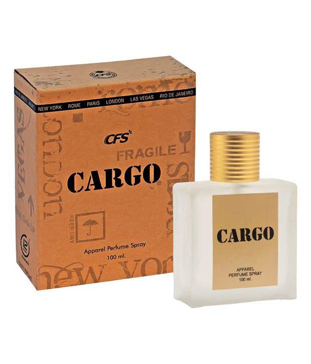 Cfs Exotic Cargo Khakhi Perfume