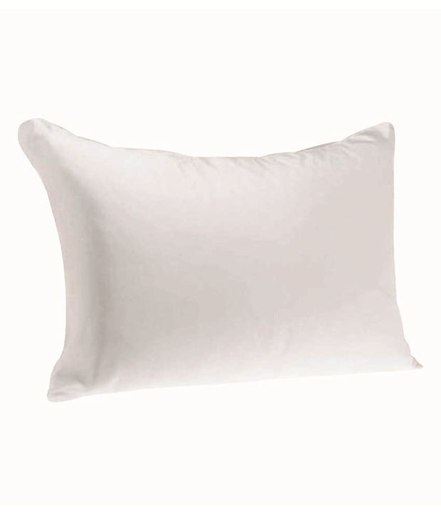 Jdx White Hollow Fibre Very Soft Pillow-38x66