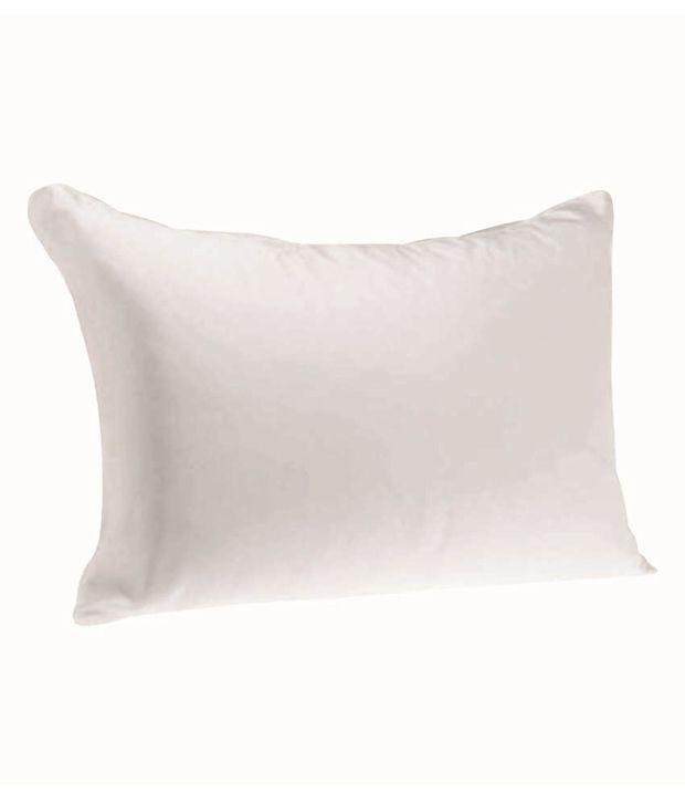 Jdx White Hollow Fibre Very Soft Pillow-38x68