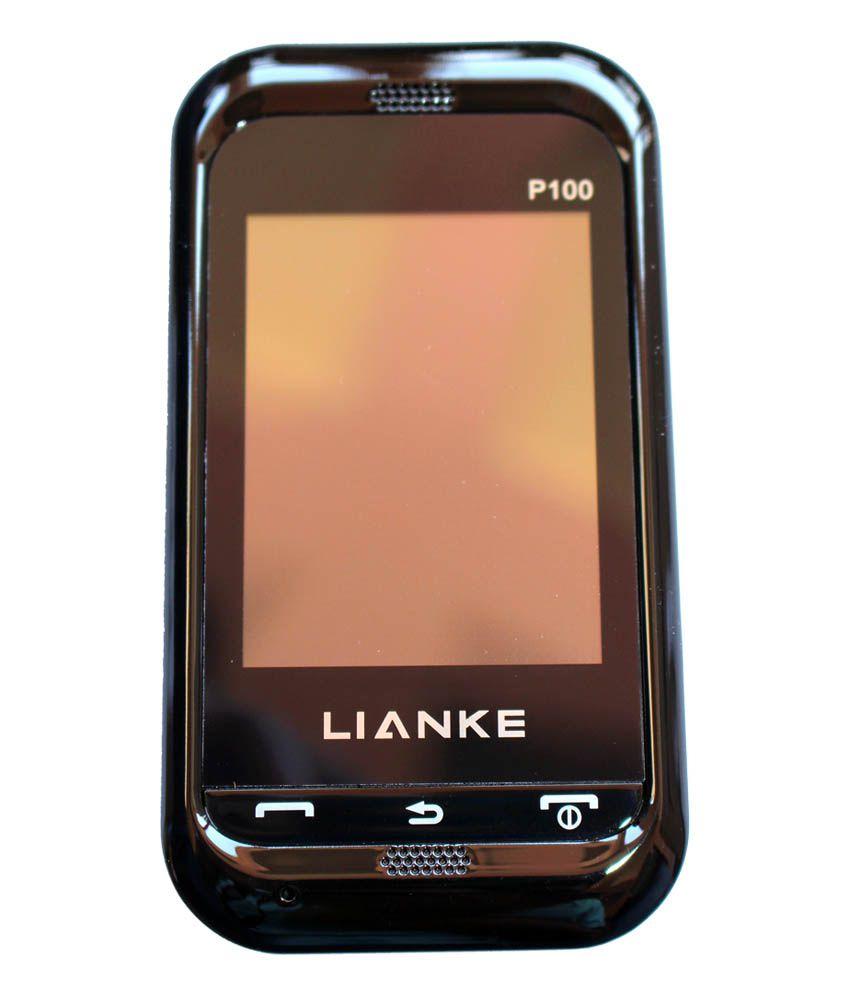 Lianke P 100 Black