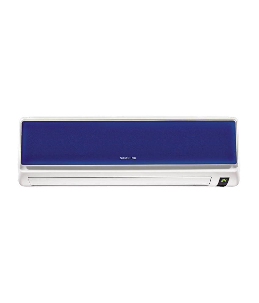 Samsung 1 5 ton 5 star ar18jc5eslz split air conditioner for 1 5 ton window ac price samsung
