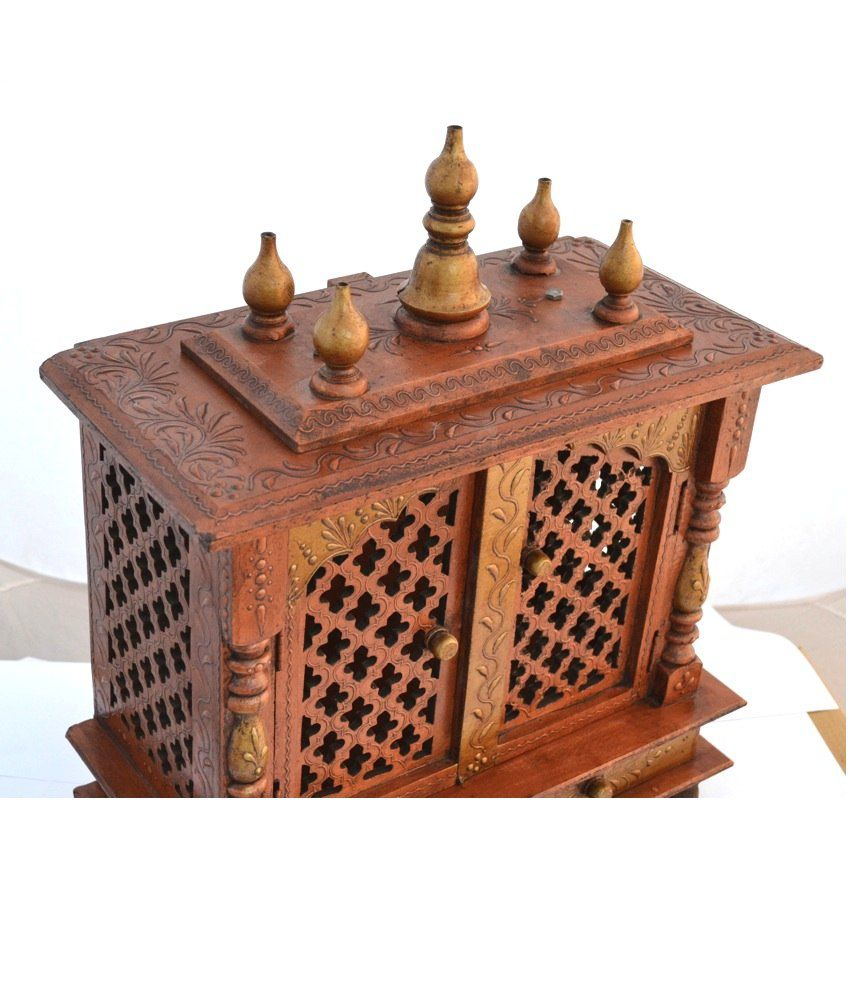 Wooden Pooja Mandir Designs For Home Pooja Mandir For Home Designs