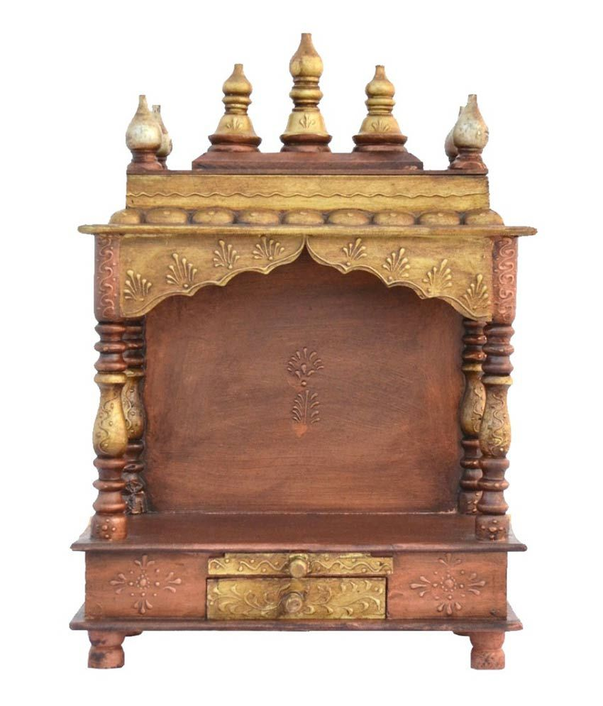 Home Temple/ Pooja Mandir/ Wooden Temple/ Temple For Home
