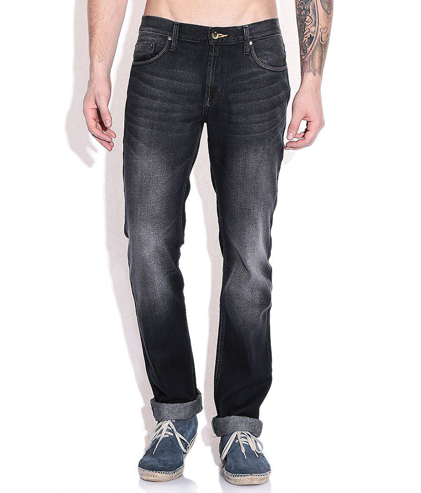 Mossimo Black Slim Fit Jeans