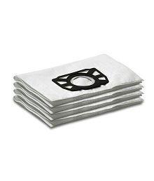 Karcher Filter Bag Fleece Set Packaged 4X For Mv4, Mv5 & Mv6 Vacuum Cleaners