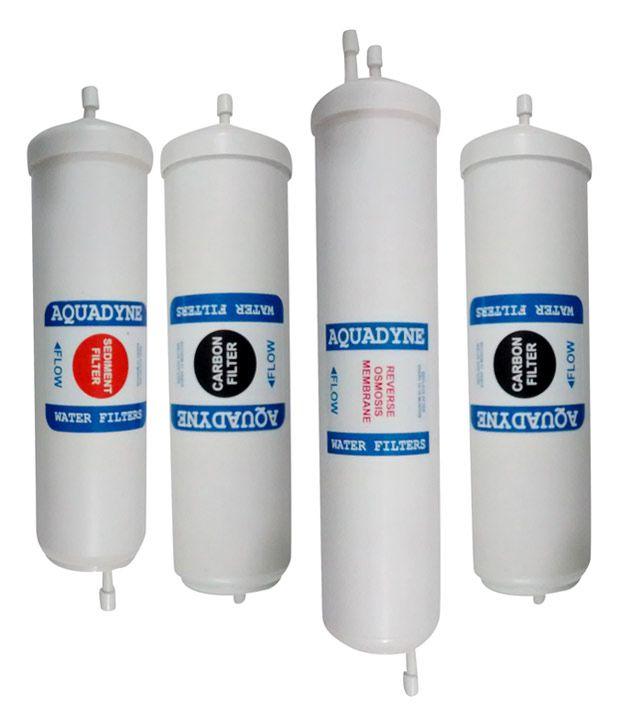 aquadyne inline 1 spin welded ro membrane 75 gpd filter 2 carbon filter 1 sediment filter. Black Bedroom Furniture Sets. Home Design Ideas