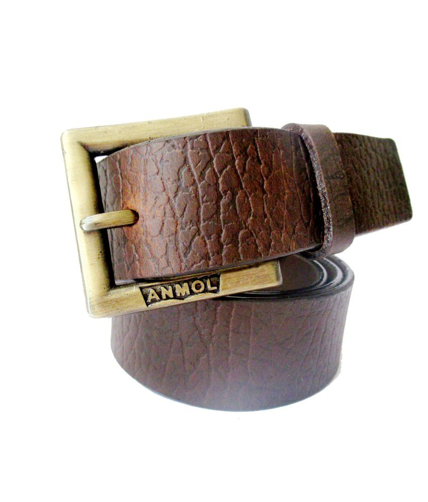 TSI High Class Genuine Leather Casual Belt