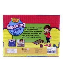 Frank Weaving Loom Role Play