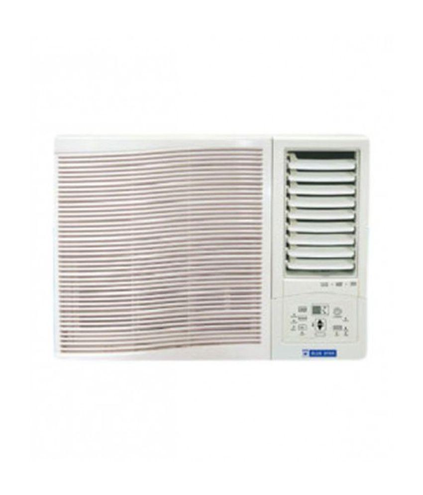 Blue star 1 5 ton 2 star 2wae181yc window air conditioner for 2 ton window air conditioner