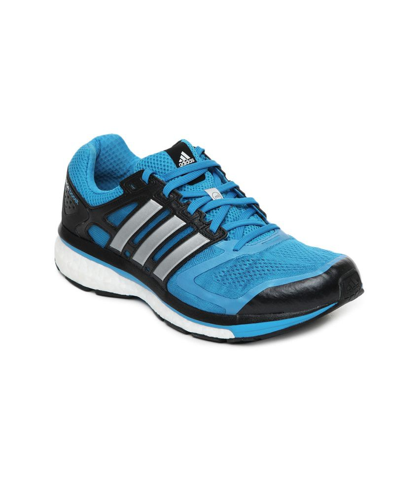 adidas supernova glide 6 m blue running shoe buy adidas supernova glide 6 m blue running shoe. Black Bedroom Furniture Sets. Home Design Ideas