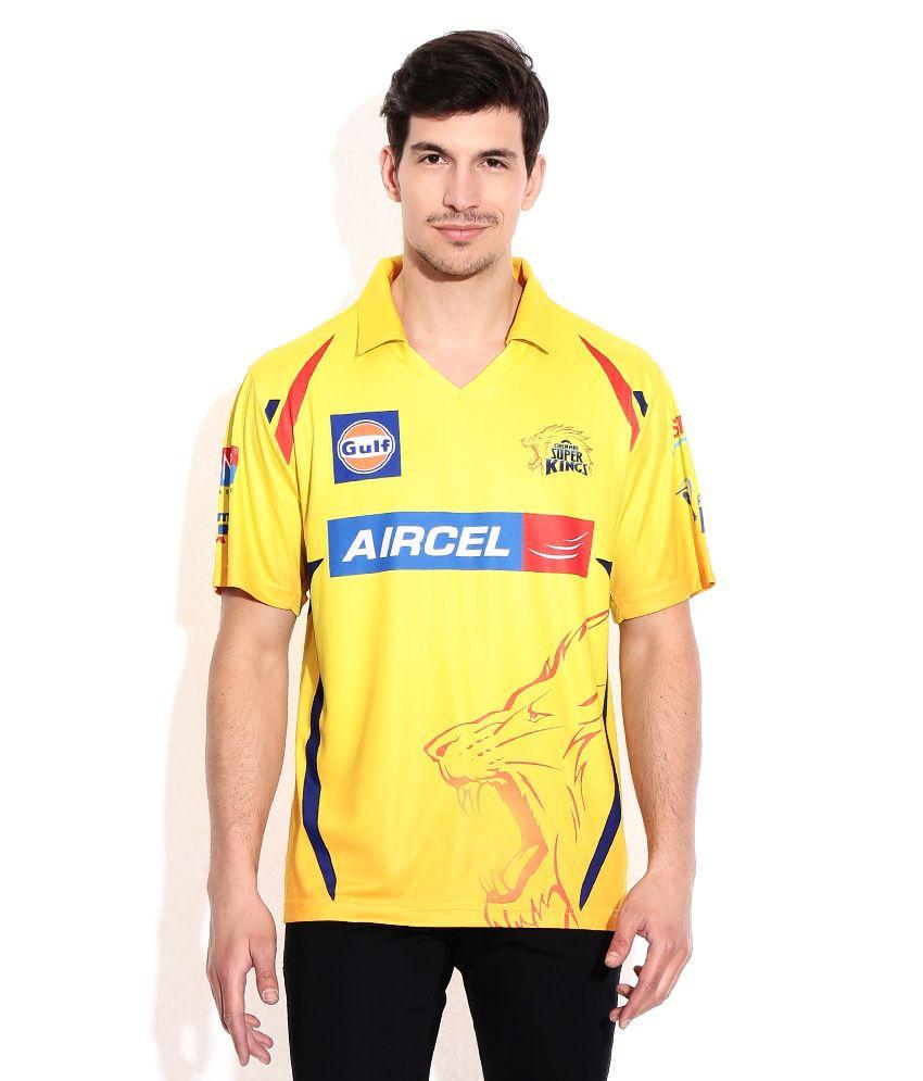 Chennai Super Kings Official Fan Jersey