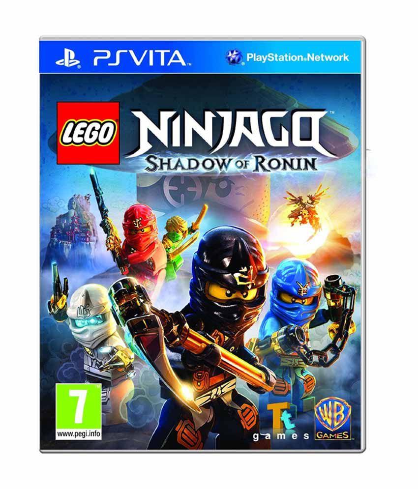 Buy LEGO Ninjago: Shadow of Ronin - PS Vita Online at Best ...