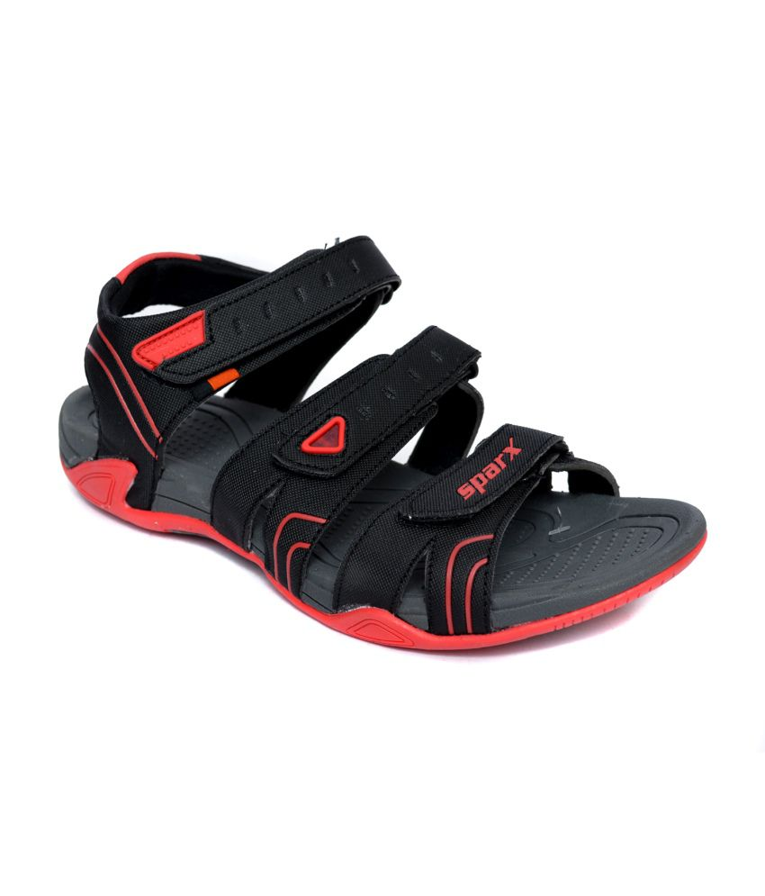 0596a40da Sparx ss437-red-6 Red Floater Sandals For Men - Best Price in India ...