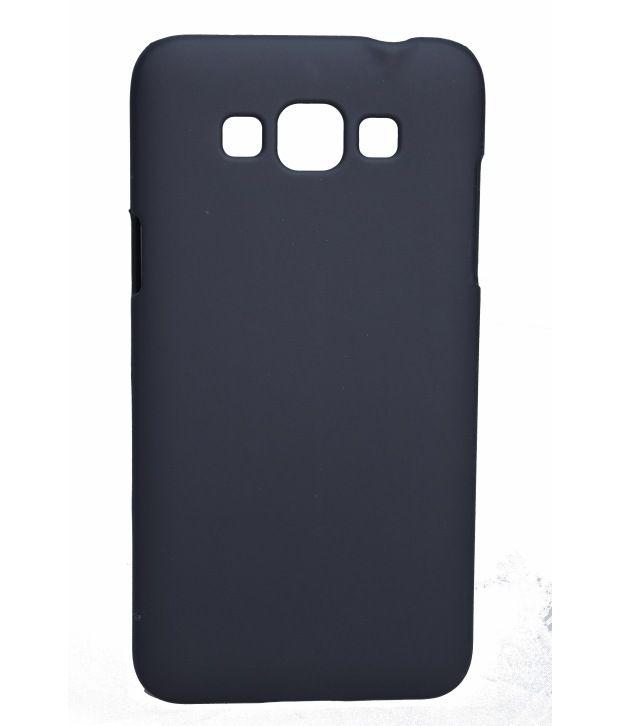 finest selection 7f17e a93f0 iBumpio Back Cover For Samsung Galaxy Grand Max,Grand 3 Black Matte finish
