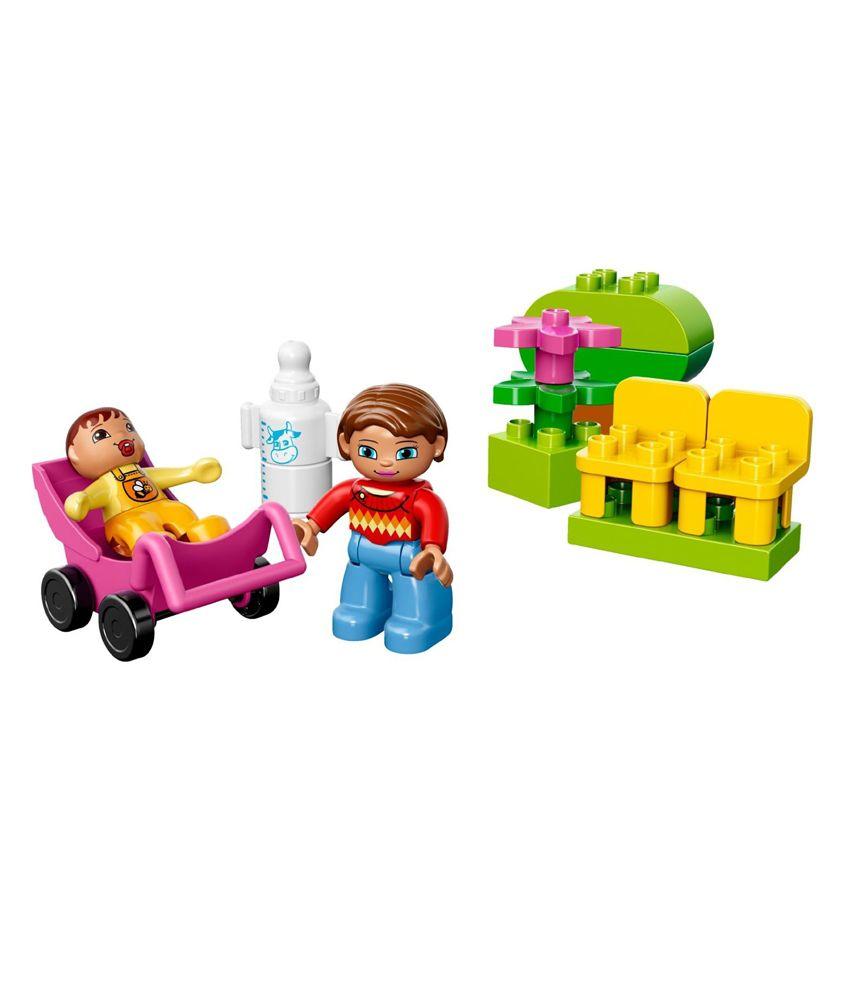 Lego Duplo Duplo Town Mom And Baby Buy Lego Duplo Duplo