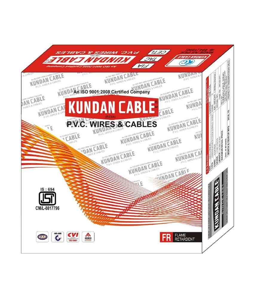 Buy Kundan Blue Electric Cable 2.5mm Online at Low Price in India ...