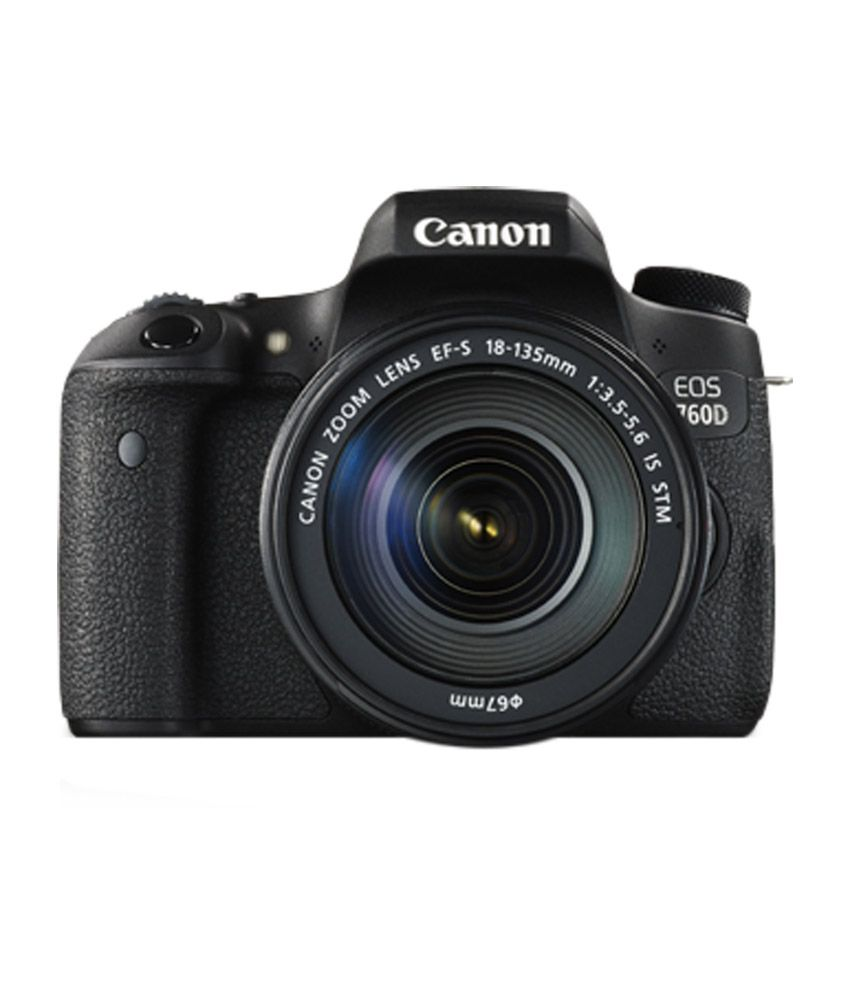 Canon EOS 760D Kit (EF-S18-135mm IS STM)