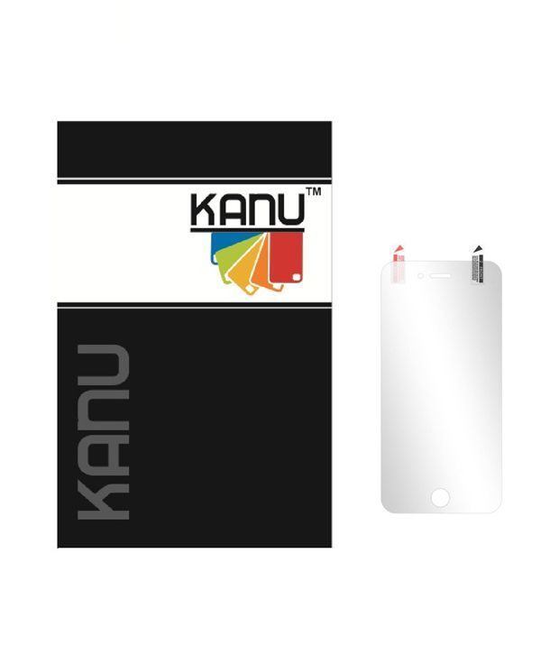 Kanu Clear Screen Guard for Samsung S5250 Wave525