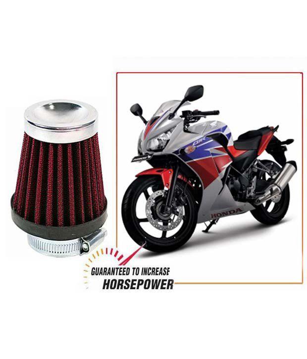Capeshoppers Hp High Performance Bike Air Filter For Honda Cbr 250r