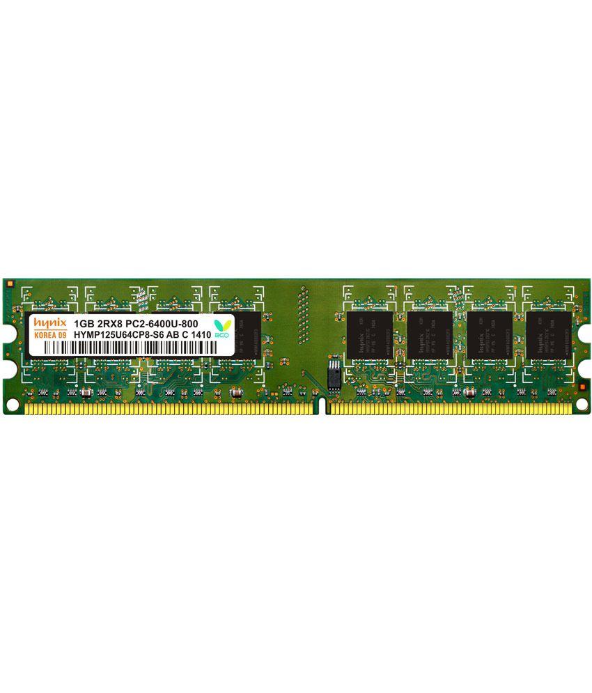 Hynix Desktop Ddr2 1gb 800 Mhz Ram