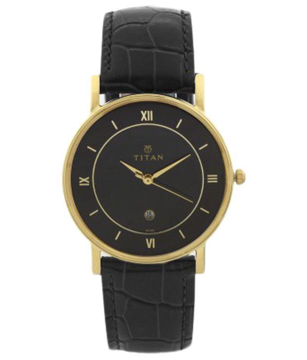 titan wrist watch Review of titan 9162sl04 classique analog wrist watch for men titan watches for women with price   v s fashion видео.