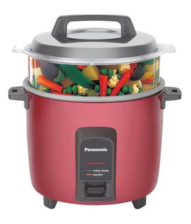 Panasonic 1.8 Ltr Sy18fhs Rice Cooker Price In India
