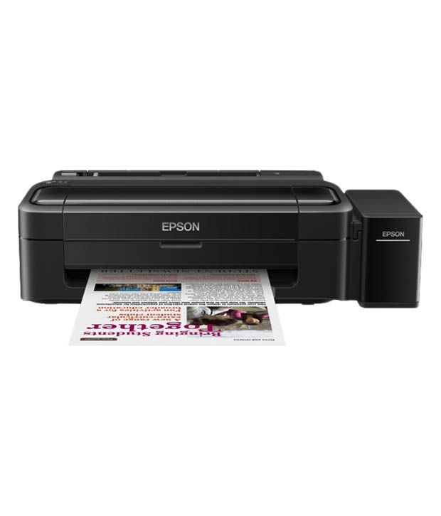 Epson L130 Single Function Color Printer (Upgraded version of L110)