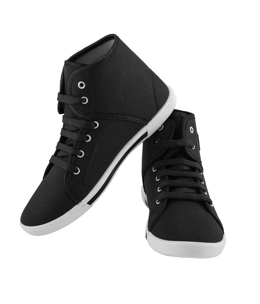 Comfort Shoes Black Sneaker Shoes - Buy Comfort Shoes ...