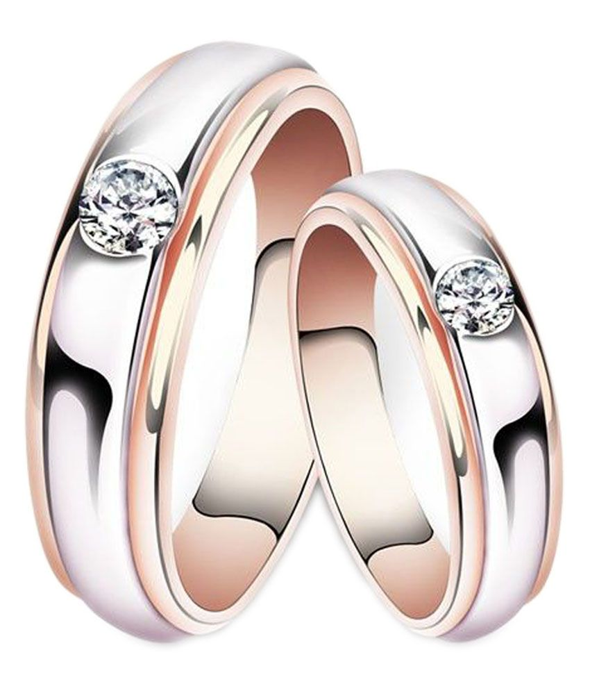 men under for product bands ring stardust polish sets women rings couple gold korean frosted band titanium dull engagement jewelry steel rose
